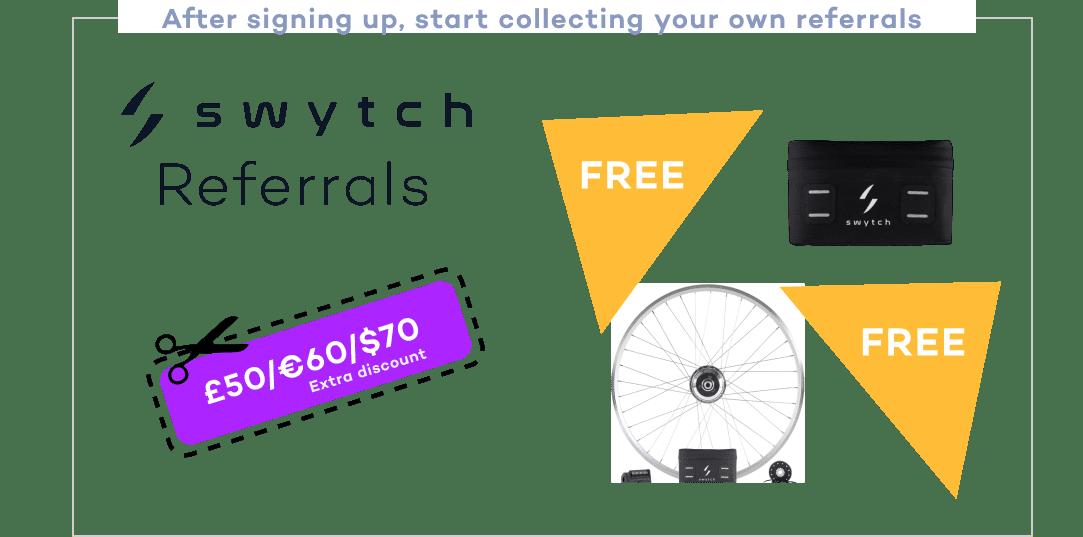 Referrals Rewards